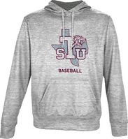 Spectrum Baseball Unisex Distressed Pullover Hoodie