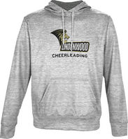 Cheerleading Spectrum Pullover Hoodie (Standard Shipping Only. Store Pick Up Not Available)