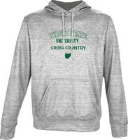 Spectrum Cross Country Unisex Distressed Pullover Hoodie