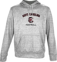 Spectrum Football Unisex Distressed Pullover Hoodie