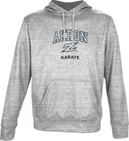 Spectrum Karate Unisex Distressed Pullover Hoodie