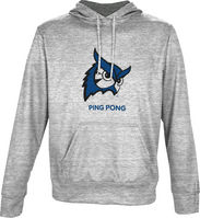 Spectrum Ping Pong Unisex Distressed Pullover Hoodie