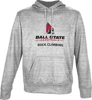 Spectrum Rock Climbing Unisex Distressed Pullover Hoodie