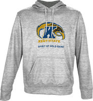 Spectrum Spirit of Gold Band Unisex Distressed Pullover Hoodie