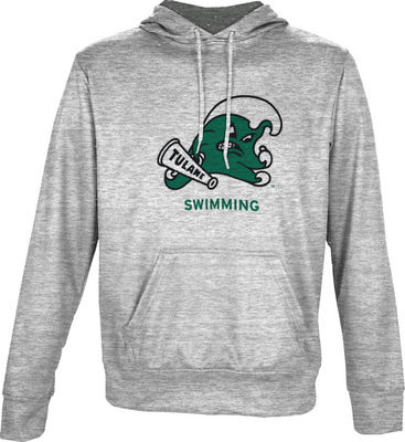 Spectrum Swimming Unisex Distressed Pullover Hoodie