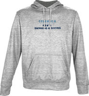 Swimming & Diving Spectrum Pullover Hoodie