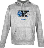 Spectrum Tennis Unisex Distressed Pullover Hoodie