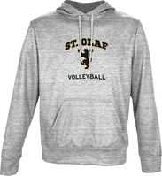 Spectrum Volleyball Unisex Distressed Pullover Hoodie