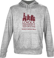 Womens Basketball Spectrum Pullover Hoodie (Online Only)