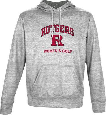 Womens Golf Spectrum Pullover Hoodie (Online Only)