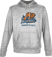 Spectrum Womens Golf Unisex Distressed Pullover Hoodie