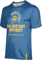 ProSphere Swimming & Diving Unisex Short Sleeve Tee