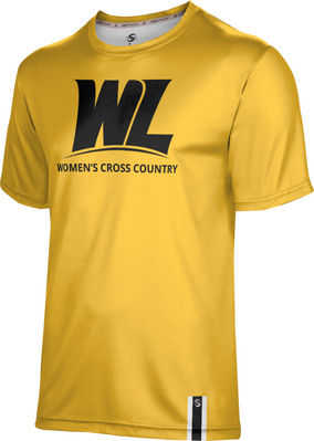 ProSphere Womens Cross Country Unisex Short Sleeve Tee