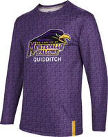 ProSphere Quidditch Unisex Long Sleeve Tee