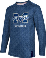 ProSphere Swimming Unisex Long Sleeve Tee