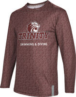 ProSphere Swimming & Diving Unisex Long Sleeve Tee