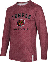 ProSphere Volleyball Unisex Long Sleeve Tee