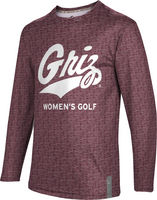 ProSphere Womens Golf Unisex Long Sleeve Tee