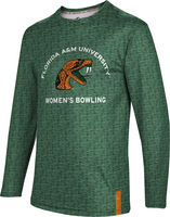 ProSphere Womens Bowling Unisex Long Sleeve Tee