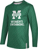 ProSphere Womens Swimming Unisex Long Sleeve Tee