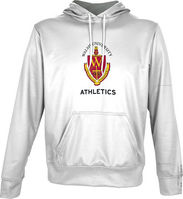 Spectrum Athletics Unisex Distressed Pullover Hoodie