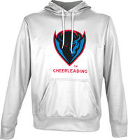 Cheerleading Spectrum Pullover Hoodie (Online Only)