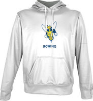 Spectrum Rowing Unisex Distressed Pullover Hoodie
