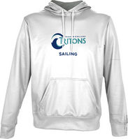 Spectrum Sailing Unisex Distressed Pullover Hoodie