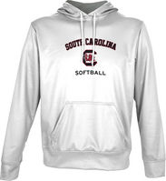 Spectrum Softball Unisex Distressed Pullover Hoodie