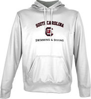 Spectrum Swimming & Diving Unisex Distressed Pullover Hoodie