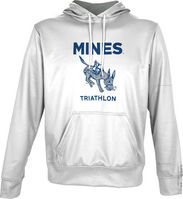 Spectrum Triathlon Unisex Distressed Pullover Hoodie