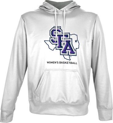 Spectrum Womens Basketball Unisex Distressed Pullover Hoodie