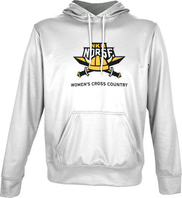 Womens Cross Country Spectrum Pullover Hoodie