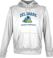 Womens Swimming Spectrum Pullover Hoodie (Online Only)