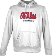 Wrestling Spectrum Pullover Hoodie (Online Only)