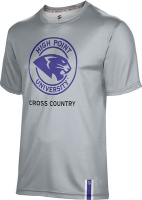 Prosphere Mens Sublimated Tee  Cross Country (Online Only)