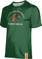 ProSphere Womens Bowling Unisex Short Sleeve Tee