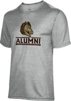 Spectrum Alumni Unisex 5050 Distressed Short Sleeve Tee