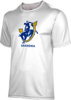 Spectrum Grandma Unisex 5050 Distressed Short Sleeve Tee