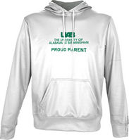 Spectrum Proud Parent Unisex Distressed Pullover Hoodie