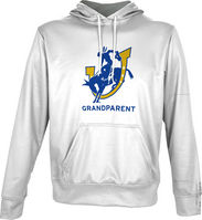 Spectrum Grandparent Unisex Distressed Pullover Hoodie