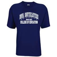 Russell Athletic Mens Cotton College of Education Tee