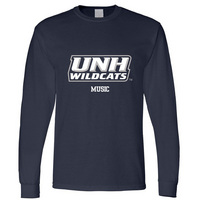 Music Long Sleeve Tee (Online Only)