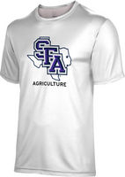 Spectrum Agriculture Unisex 5050 Distressed Short Sleeve Tee