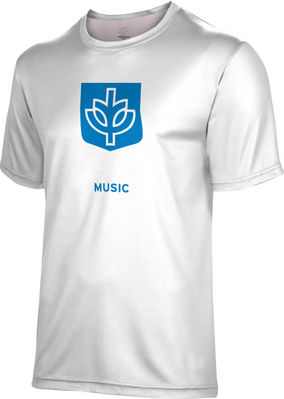 Music Spectrum Short Sleeve Tee (Online Only)