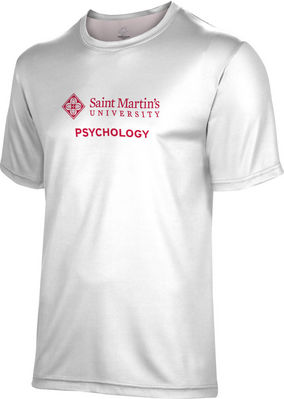 Spectrum Psychology Unisex 5050 Distressed Short Sleeve Tee