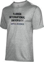 Spectrum Arts & Science Unisex 5050 Distressed Short Sleeve Tee
