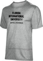 ProSphere Arts & Science Unisex TriBlend Distressed Tee