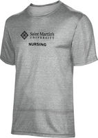 ProSphere Nursing Unisex TriBlend Distressed Tee