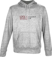 Spectrum Law Unisex Distressed Pullover Hoodie